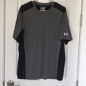 NWOT Men's Under Armour Heat Gear Tech Shirt
